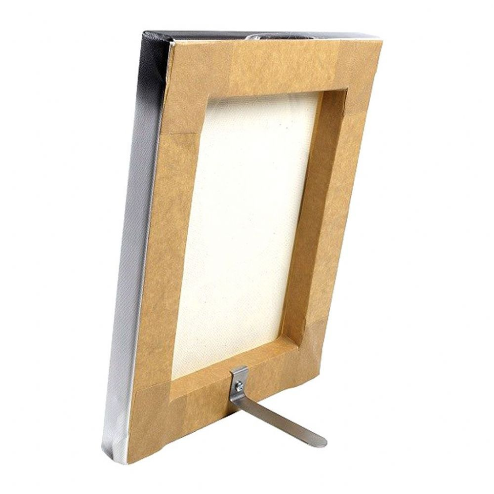 Canvas Frame Picture Stand - Zinc Plated